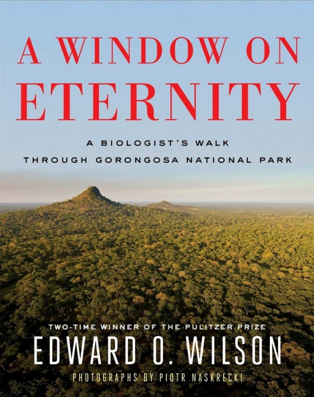In April E.O. Wilson and I published a book on the biodiversity of Gorongosa and the efforts to restore this unique place on Earth.